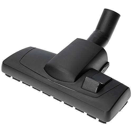 Wessper 35mm Staubsaugerdüse Kombidüse Bodendüse Staubsauger Düse 35 mm zb für kompatibel mit Bosch Siemens AEG Quigg Kärcher Fakir EIO Samsung Panasonic Clatronic Staubsaugerbürste Bürste