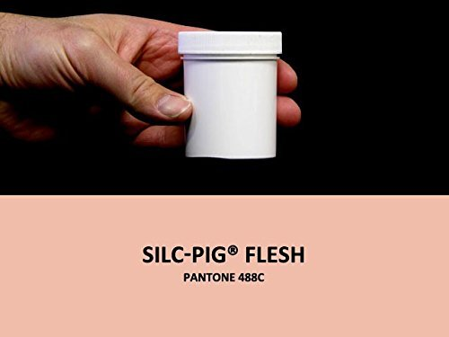 Smooth-On Silc Pig Flesh Tone 4 oz. Jar Silicone Pigment Paint Tint