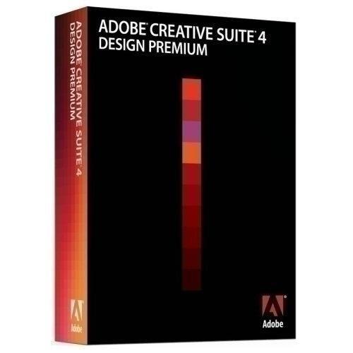 Adobe Creative Suite 4 Design Premium - Medien - Adobe