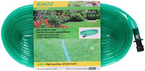 Kinzo Garden Flexibler Bewässerungsschlauch, 10 m