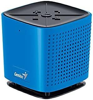 Genius Sp-920Bt Speaker for Mobile Phones - Blue