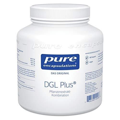 Pure Encapsulations - DGL PLUS - 180 Kapseln