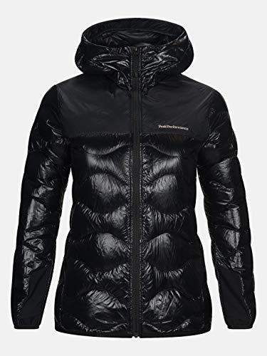 Peak Performance W Helium Glacier Hood Jacket Black - S