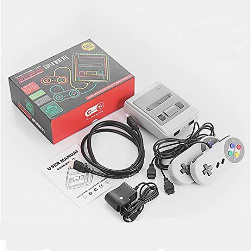 Plug & Play Family Game Classic Mini Consola Controladores duales con 621 Juegos clásicos Salida HDMI