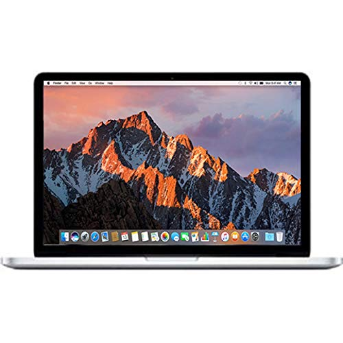 Apple MacBook Pro Core i5 A1502 13' 2.6GHz 16GB 256GB Mid-2014- (Renewed)