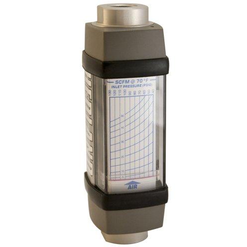 Hedland Flow Meters (Badger Meter Inc) H671A-050 - Flow Rate Hydraulic Flow Meter - 50 ft³/min Max Flow Rate, SAE-10 1/2 NPTF in Port Size
