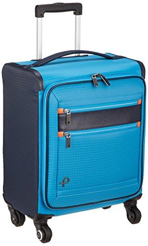 [プロテカ] スーツケース 日本製 フィーナST キャスターストッパー付 機内持ち込み可 24L 40 cm 1.9kg スカイブルー
