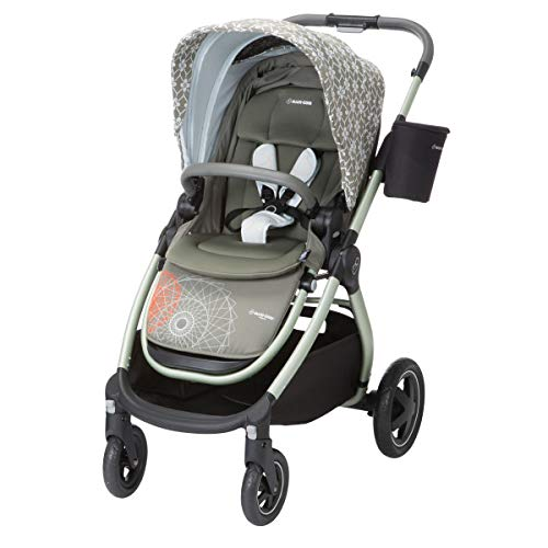 Maxi-Cosi Adorra Modular Stroller, Graphic Flower by Edward...