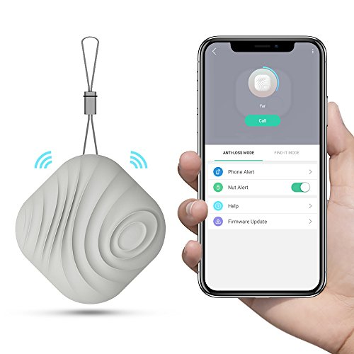 Smart Schlüsselfinder Mini Bluetooth Tracker Nut 3 Schlüssel/Telefon/Wallet Finder/Key Finder Anti-Verloren Pet Locator Geldbörse Gepäck Tracker Anti Lost Erinnerung mit app für Android & IOS