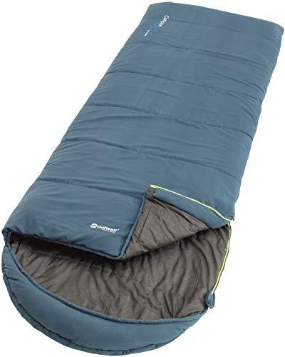 Outwell Campion Lux Schlafsack Blue Ausführung Right Zipper 2020 Quechua Schlafsack