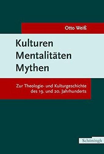 Kulturen - Mentalitäten - Mythen