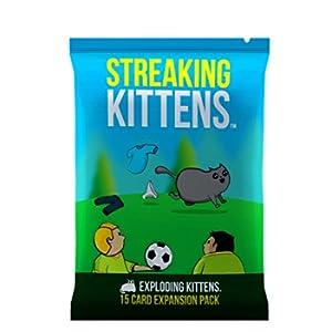 Streaking Kittens: la seconda espansione di gattini che esplodono.