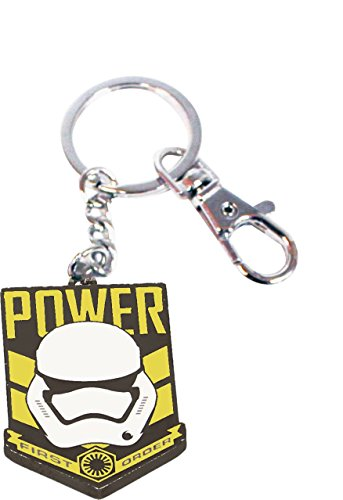 SD toys Star Wars : The Force Awakens – Power First Order Metal Keychain (sdtsdt89030)