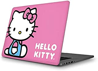 Skinit Decal Laptop Skin for MacBook Pro 13 (2013-15 Retina Display) - Officially Licensed Sanrio Hello Kitty Sitting Pink Design