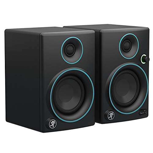 """Mackie CR Series CR3-3"""" Creative Reference Multimedia Monitors (Pair) - Blue"""
