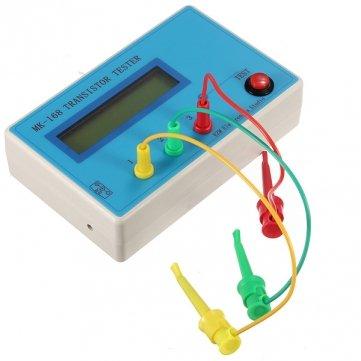 Bheema Transistor Tester Diode Triode Kapazität ESR Widerstandsmessgerät