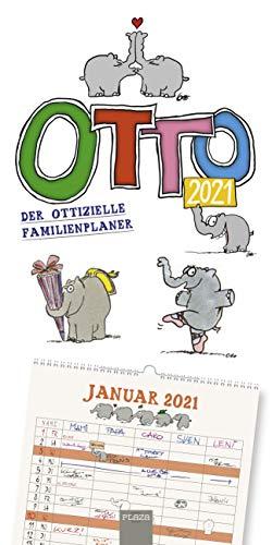 Otto 2021: Der ottizielle Familienplaner