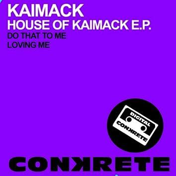 House of Kaimack E.P.