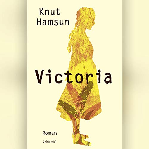 Victoria audiobook cover art