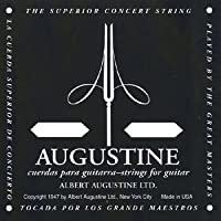AUGUSTINE GOLD 6弦バラ弦単品×3本 クラシックギター弦 6弦のみのバラ弦です。