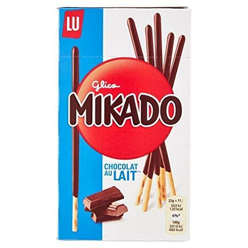 Mikado Keks-Stick mit Schokolade überzogen 75g Milchschokolade