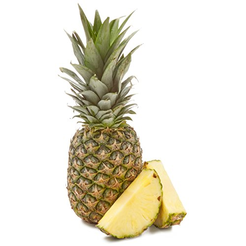 Organic Pineapple, One Medium