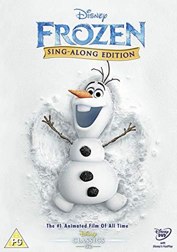 Frozen Sing-Along [DVD]