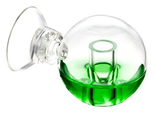 Q-Grow Moniteur Indicateur de contrôle avec Test d'endurance au CO2 en Goutte pour Aquarium d'eau Douce - Ball