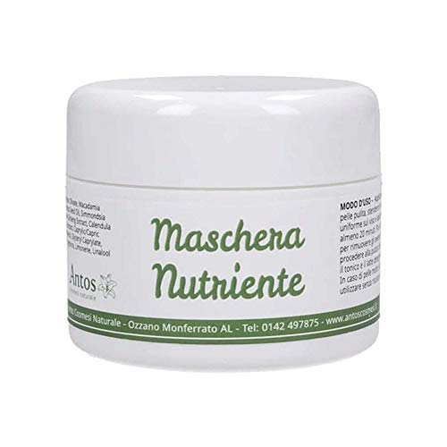 ANTOS MASCHERA VISO NUTRIENTE 100ML ECOBIO C11