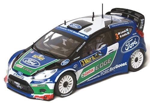 OPO 10 ref: 1503 Ford Fiesta RS WRC E.Evans//D.Barritt Rallye Monte-Carlo 2015 1//43