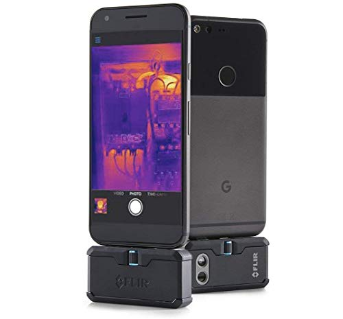 FLIR Android(Micro-USB) FLIR ONE Pro LT Ver. Infrared Thermography Camera. Infrarot-Thermografie-Kamera