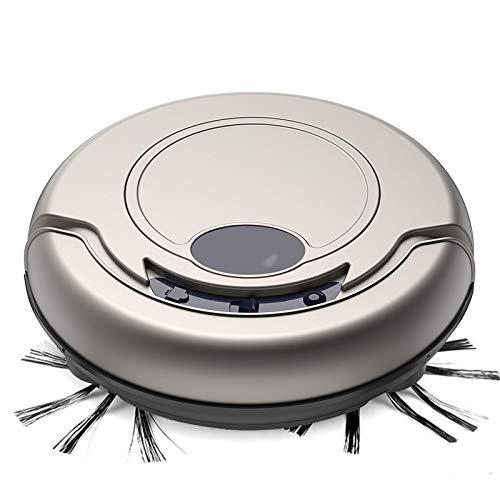 Robot de Barrido Robot Aspirador para el hogar 1000PA seco y Mojado Smart Sweeper S320 Gold