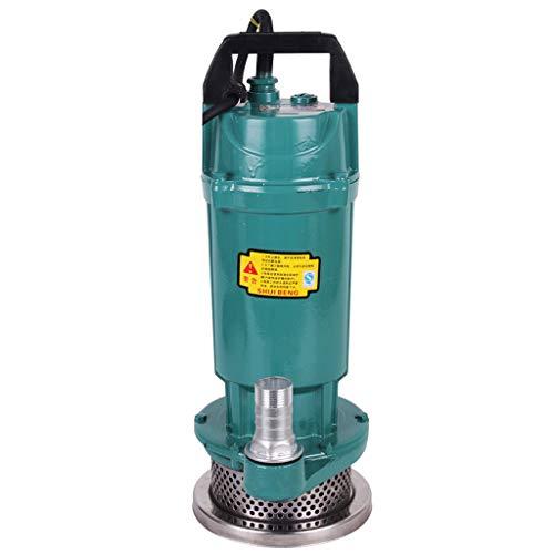 Xiao Jian huishouden licht dompelpomp 220 V dompelpomp pomp helder waterpomp fontein kleine sproeipomp (aluminium shell) dompelpomp
