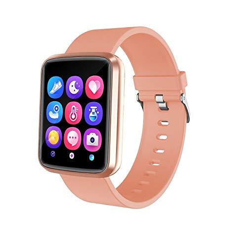GUOJIAYI Großbildschirm Uhr Indoor Sport Smart Armband