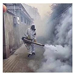 HAHALE Portable Thermal Fogger Mist Machine ULV Mini Sprayer Disinfection Fogging Nebulizer Term for Pest Misty Machine Fuel Engine for Orchard Garden
