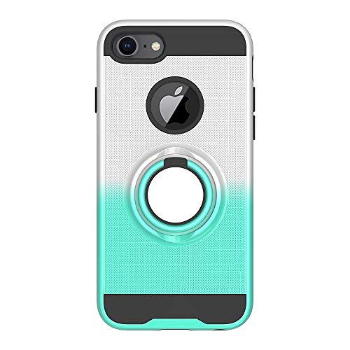 iPhone 7 Case, iPhone 8 Case, Folice 360 Degree...