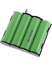Powery Batería para electroestimulador Muscular Compatible con Modelos de Compex 4H-AA1500, 941210 4,8V 2000mAh (no Original)