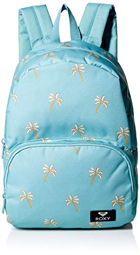 Roxy Women's Always Core Mini Backpack, reef waters color my bag, 1SZ