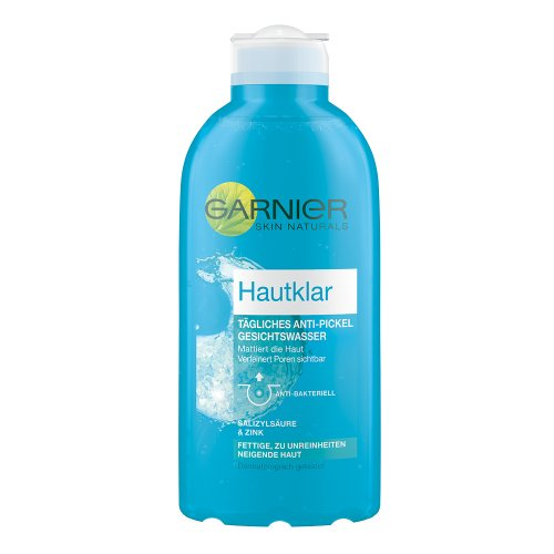 Garnier Hautklar Anti Pickel Gesichtswasser 200 ml