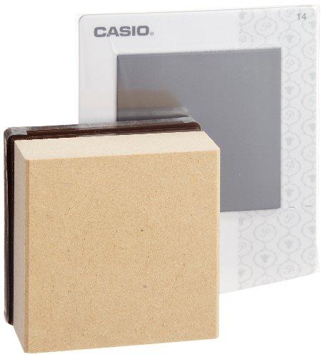 カシオ ラベルライター スタンプメーカー ポムリエ スタンプキット 45×45mm STK-4545