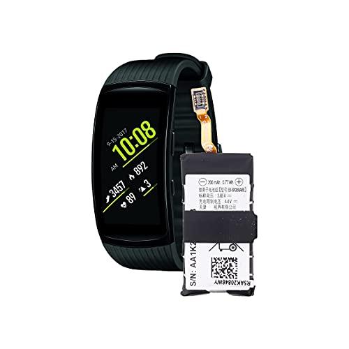 Fruisiy Batería EB-BR365ABE para Samsung Gear Fit 2 Pro SM-R365 Smart Watch