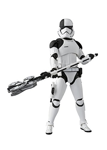 S. H. Figuarts Star Wars FIRST ORDER EXECUTIONER (THE LAST JEDI) Approximately 150 mm ABS & PVC painted movable figure
