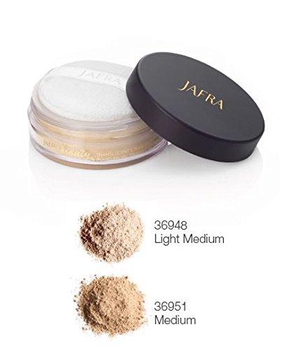 Jafra Light Medium Loser transparenter Puder NEU 10,5 g