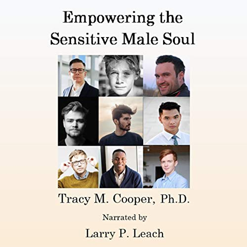 Empowering the Sensitive Male Soul cover art