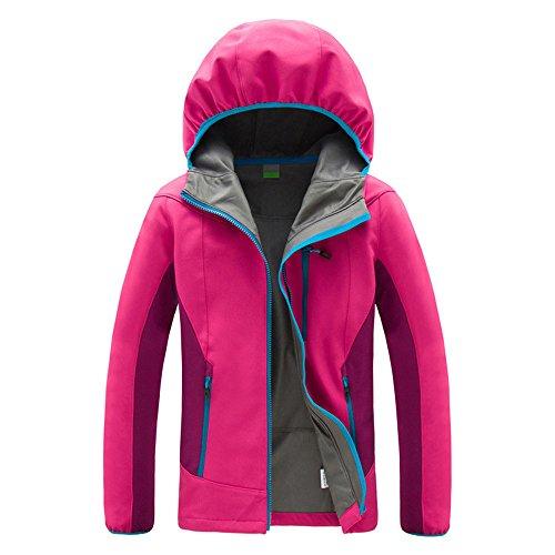 Uglyfrog Bike Wear Softshell Jacken Damen Windkapuze Radsport Camping & Outdoor Bekleidung Full Zip Windstopper Autumn/Winter Style 1662