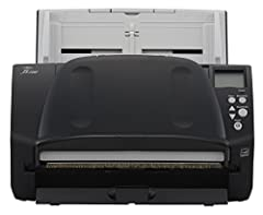 Designed to make end-to-end scanning processes faster and more reliable for your workgroup Duplex scanning speeds of 120 images per minute at 300 dpi in color, grayscale, and monochrome. 80-Sheets automatic document feeder (ADF) Capable of handling s...