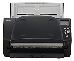 Fujitsu PA03670-B055-R fi-7160 - Document scanner - Duplex - 8.5 in x 14 in - 600 dpi x 600 dpi - up to 60 ppm (mono) / up to 60 ppm (color) - ADF ( 80 sheets ) - up to 4000 scans per day - USB 3.0,Fujitsu,PA03670-B085