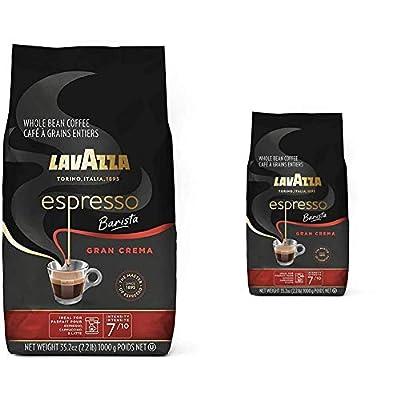 Lavazza Espresso Barista Gran Crema Whole Bean Coffee Blend