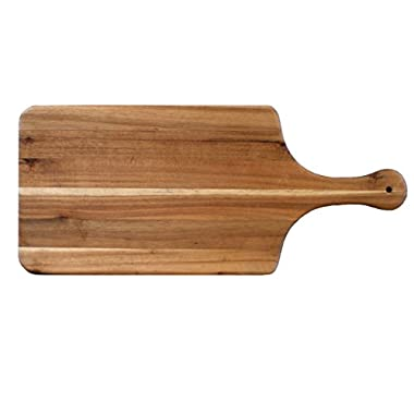 Villa Acacia Large Wooden Paddle Board and Pizza Board