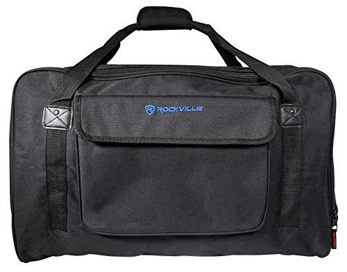 Rockville TB12 Lightweight Rugged Speaker Bag Carry Case for 12' DJ PA Speakers